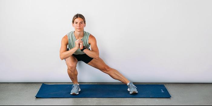 5 động tác giãn cơ trước khi chạy tránh chấn thương hiệu quả