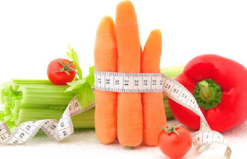 Ăn đúng cách để giảm mỡ bụng