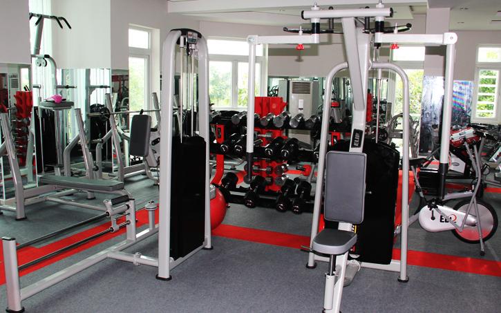 Bí quyết chọn máy tập thể dục phòng gym
