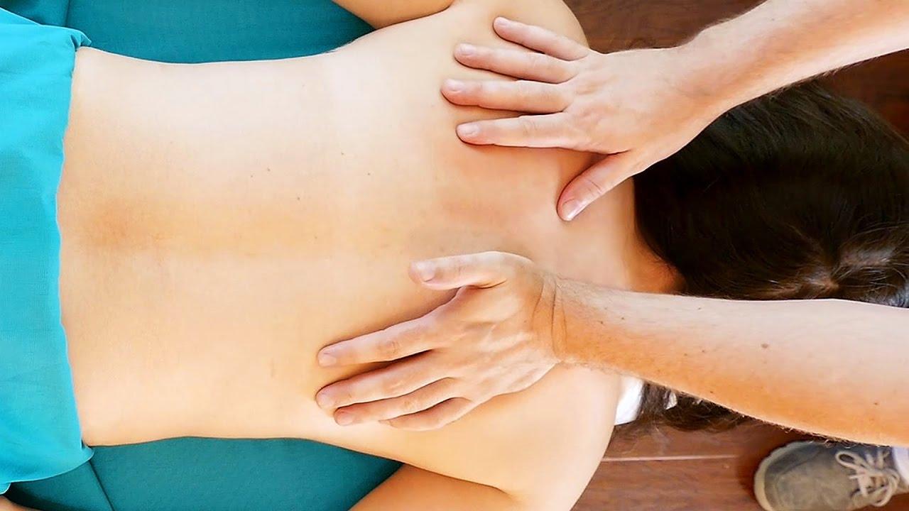 Cách massage vai giảm đau nhức và ê mỏi hiệu quả