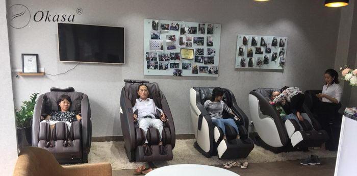 Địa chỉ mua bán ghế massage uy tín tại 63 tỉnh thành cả nước