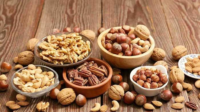 Gọi tên 5 loại hạt tốt cho sức khỏe bạn nên ăn