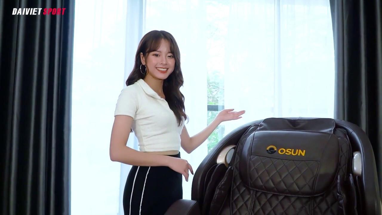 Hướng Dẫn Sử Dụng Ghế Massage Osun SK 66