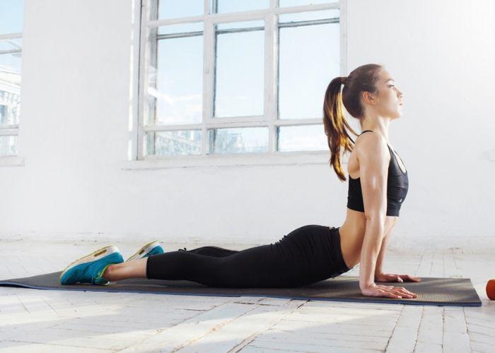 """""""Khai quật"""" 5 tư thế yoga ngũ tạng cổ xưa chưa ai biết"""