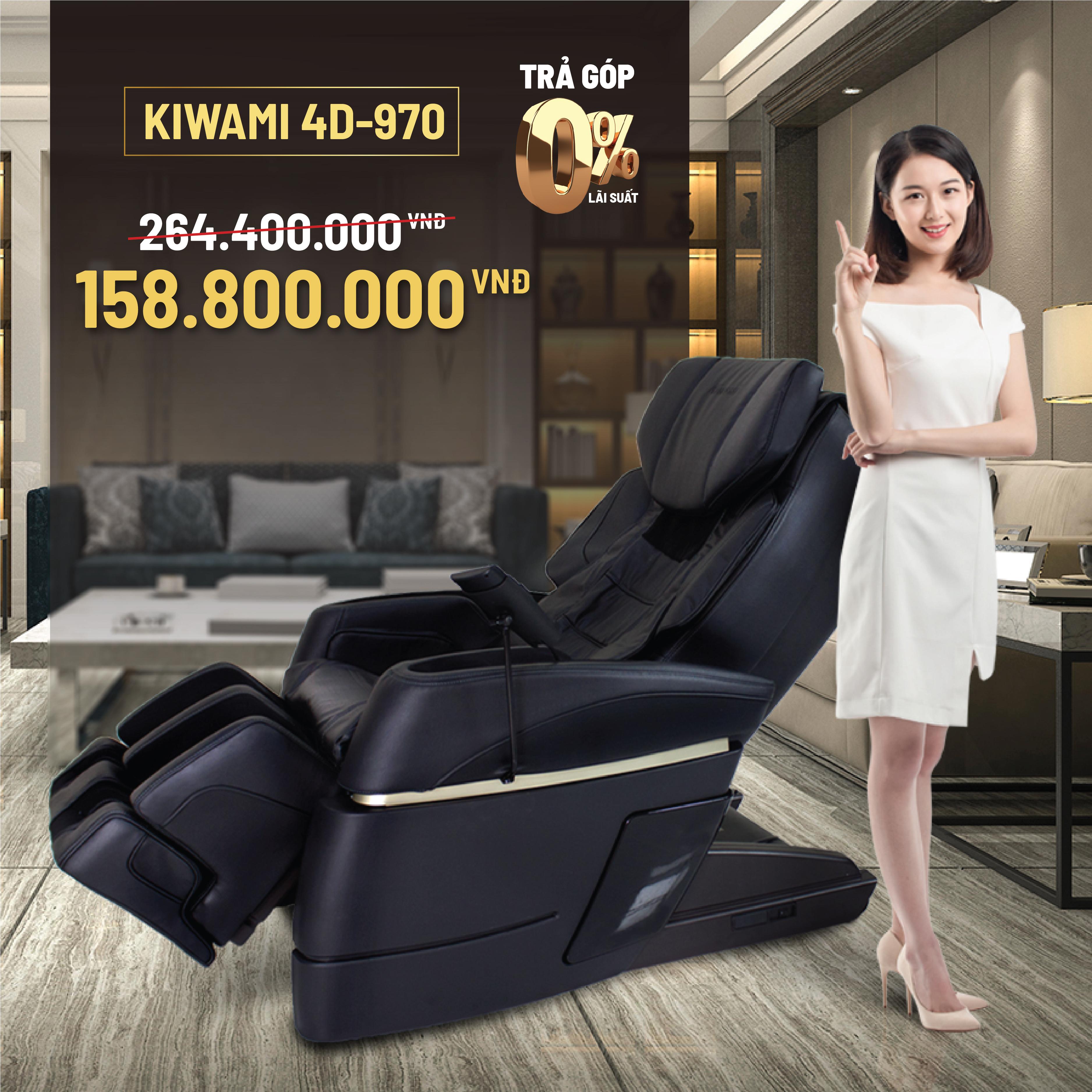 Nên chọn ghế massage nội địa Nhật Bản nào?