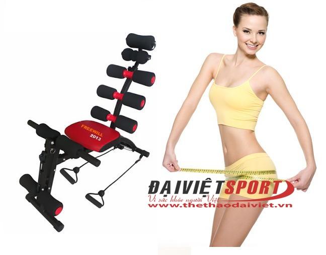 Những dòng máy tập thể dục phù hợp với chị em phụ nữ