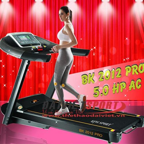 Máy chạy bộ điện BK-2012-Pro