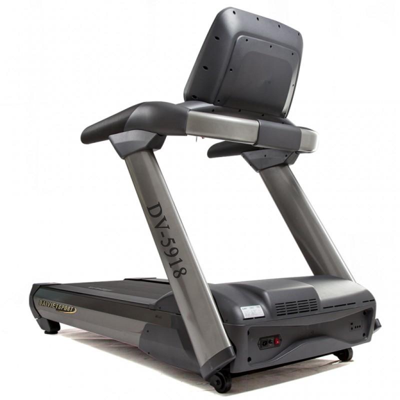 máy chạy bộ điện phòng gym