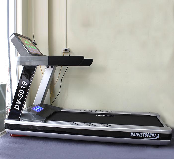 máy chạy bộ phòng gym đại việt dv 5919