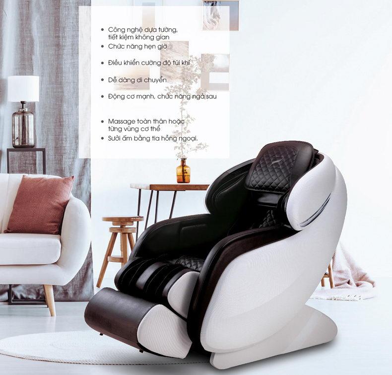 Image result for ghế massage okasa