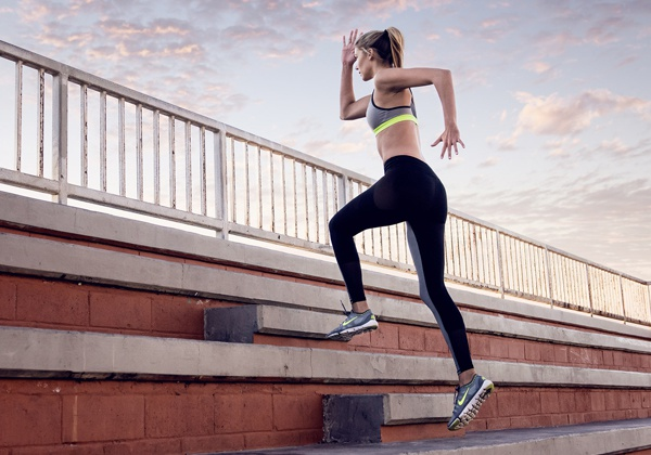 Bài tập chạy cầu thang và lợi ích của nó
