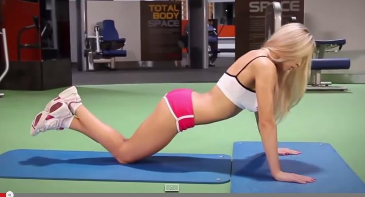 bài tập gym nữ