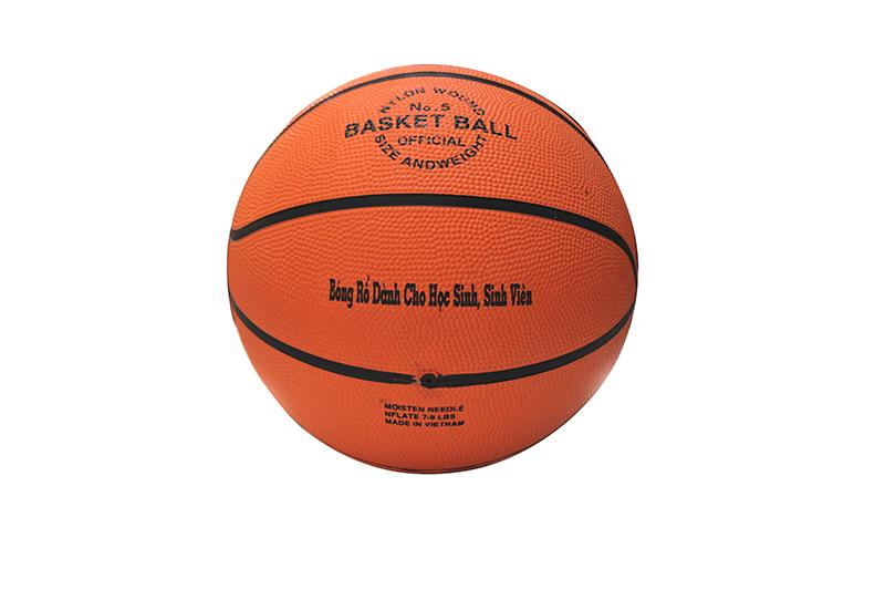 bóng rổ cao su zocker số 3