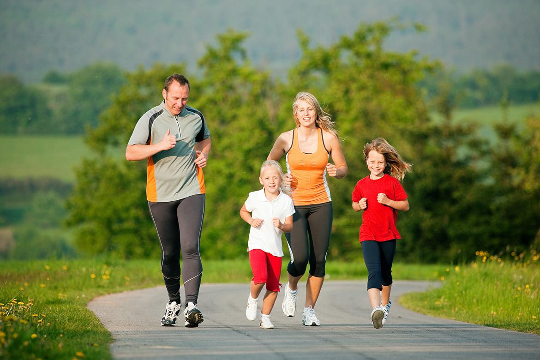 Chạy bộ hoàn toàn có thể giúp cơ thể bạn khỏe mạnh