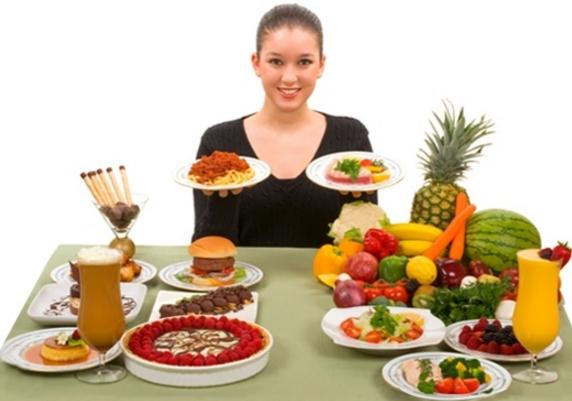 chế độ  ăn khi vị viêm khớp