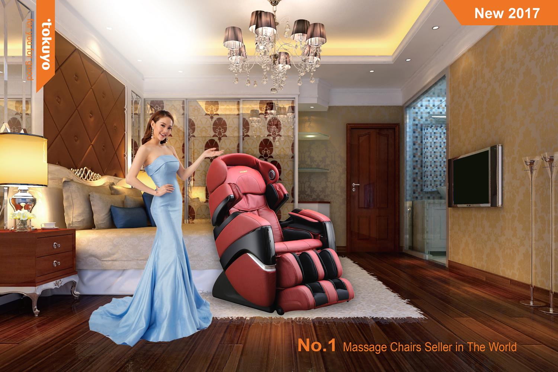 Chọn ghế massage theo phong thủy, tưởng dễ mà khó?