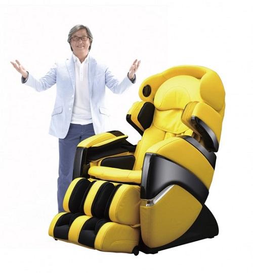 Công dụng chỉ có ở ghế massage 5D?