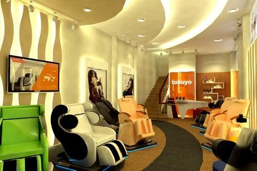 cửa hàng bán ghế massagetại Hà Nội