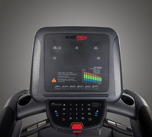 Động cơ là bộ phận quan trọng và là yếu tố chính ảnh hưởng đến khả năng hoạt động của máy tập chạy bộ