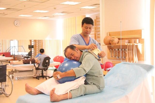 Ghế massage dành cho người phục hồi chức năng