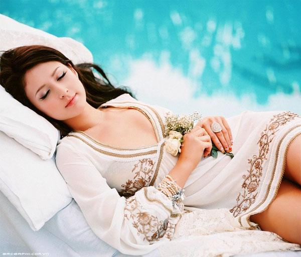 ghế massage giúp cái thiện chất lượng giấc ngủ