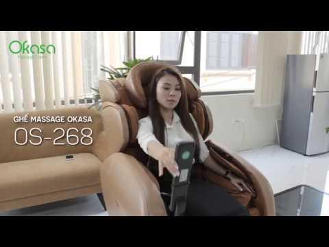 ghế massage okasa