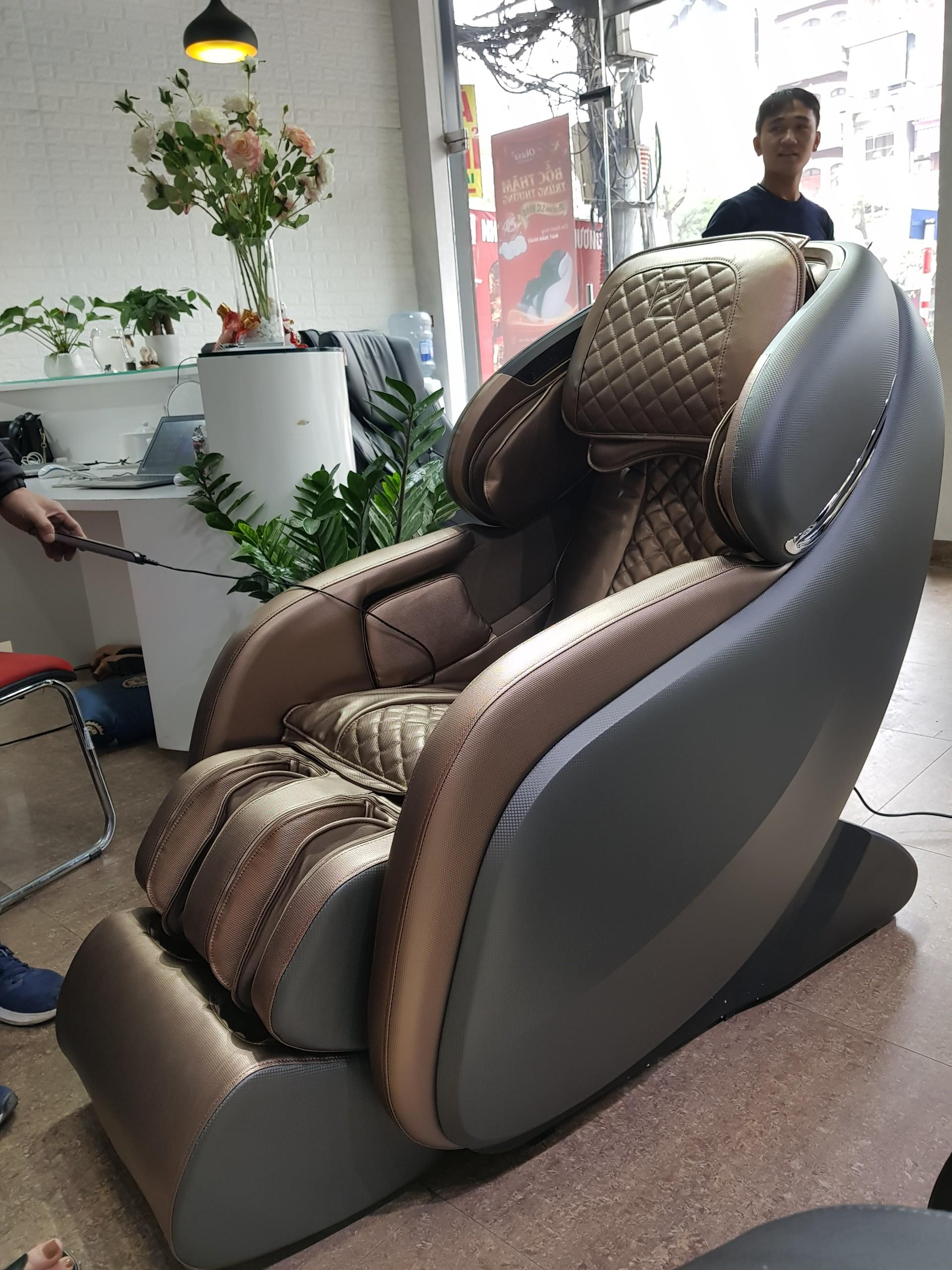 ghế massage okasa os 868 plus