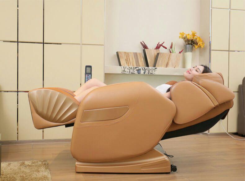 giảm căng thẳng khi mua ghế massage
