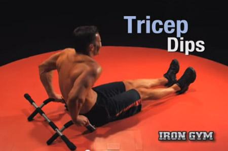 động tác tập cơ chân mông, vai, hông