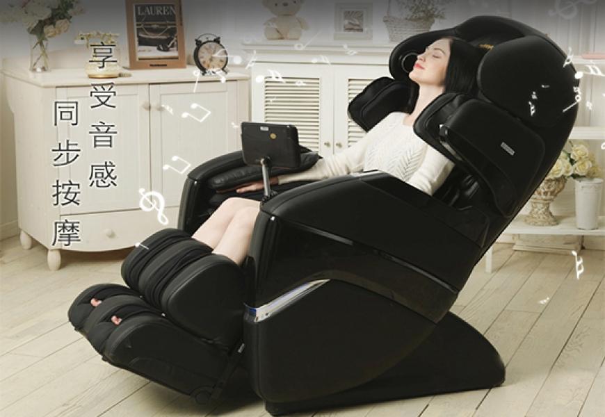 Hướng dẫn trị chứng mất ngủ với ghế massage