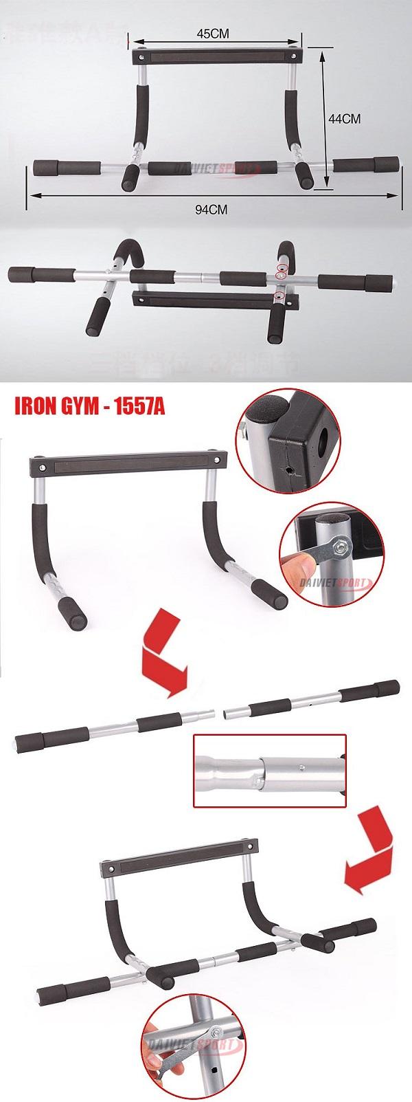 IRON GYM - 1557A