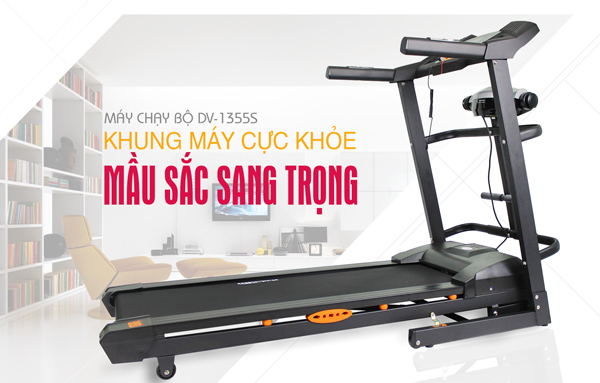 khung máy máy chạy bộ điện Đại Việt DV-1355S