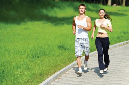 lợi ích chạy bộ