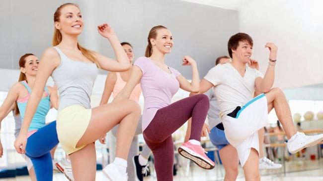 Lựa chọn thiết bị tập luyện thể dục theo độ tuổi