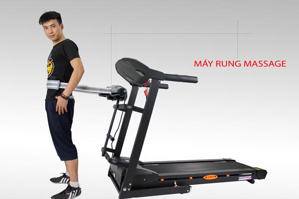 máy giảm mỡ bụng Đại Việt Sport