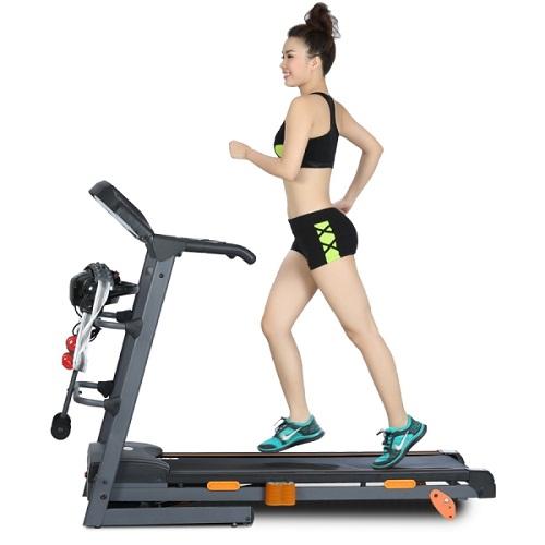 Mỗi ngày, bạn cũng nên dành tối thiểu 30 phút với máy chạy bộ, lý tưởng hơn là một giờ để luyện tập.