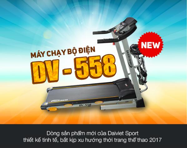 may chay bo dien da nang Dv -558