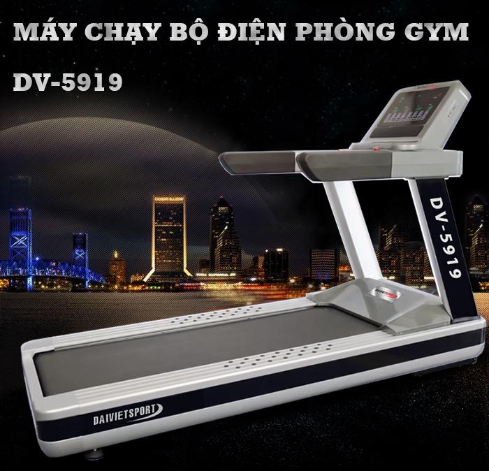 máy chạy bộ điện DV-5919