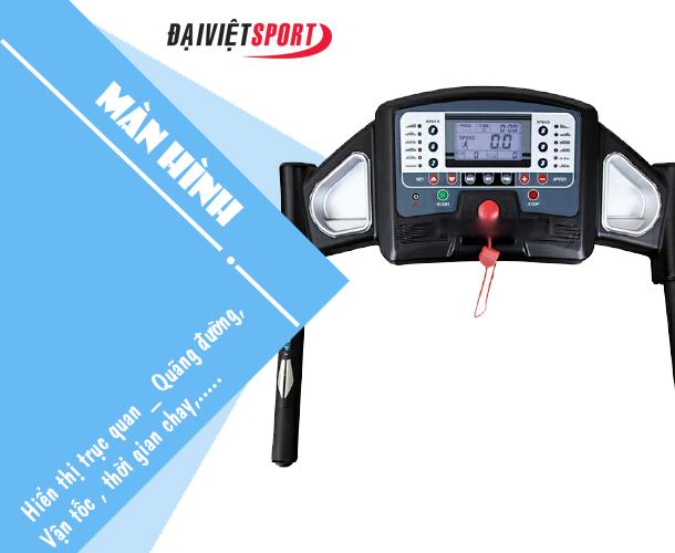 Máy chạy bộ điện MHT - 4000 NBM