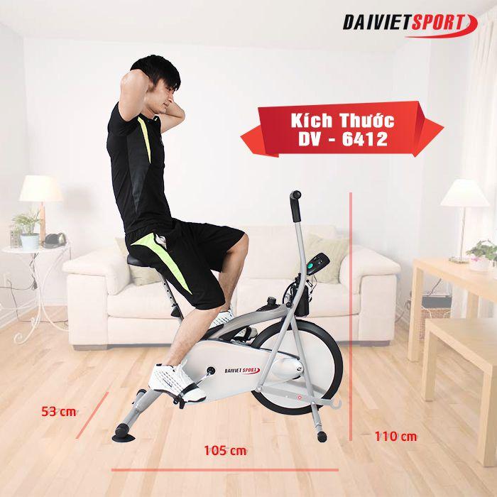 máy tập thể dục quanh khu vực Hà Nội