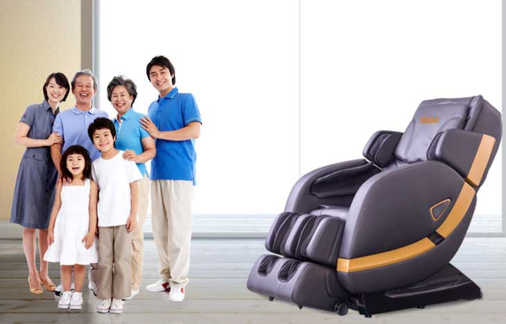 Nhiều người có suy nghĩ sử dụng ghế massage càng nhiều càng tốt, tuy nhiên sự thực thì chỉ sử dụng 1-2 lần mỗi ngày