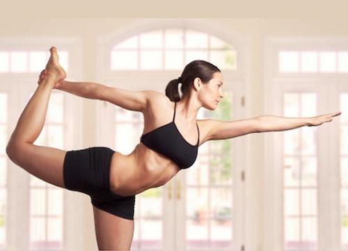 Tác dụng yoga với phụ nữ