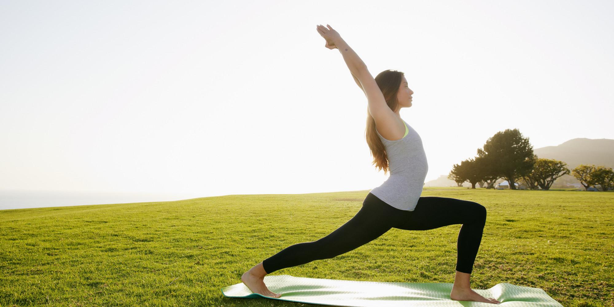 tại sao yoga lại giúp giảm béo