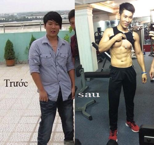 tập gym 1 tháng có thể giảm được bao nhiêu kg