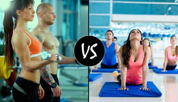 Tập gym hay tập yoga cái nào tốt hơn
