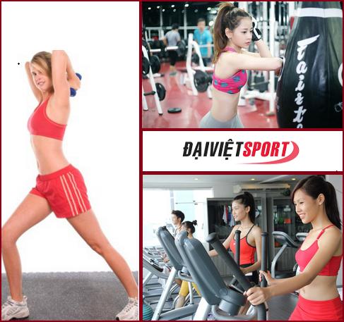 tập gym nữ có tác dụng gì