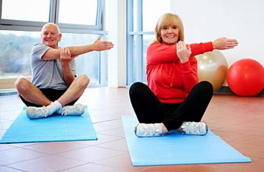 tập thể dục cho người già