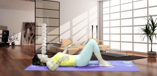 thiet ke phong tap yoga