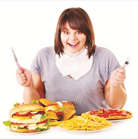 thực đơn cho người béo phì2