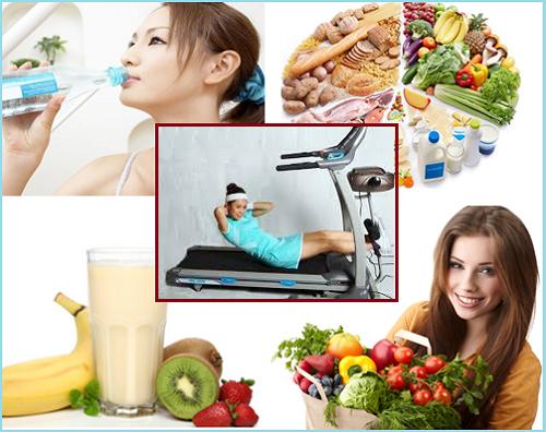 Dinh dưỡng đảm bảo cho bạn tập luyện hiệu quả hơn.